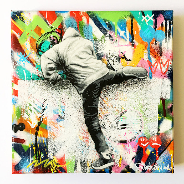 Martin Whatson Climber Print Release