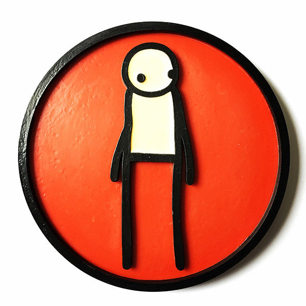 Stik Heritage Plaque Artist Proof Auction