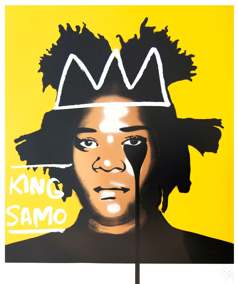 "Pure Evil ""Jean Michel Basquiat's Nightmare"""