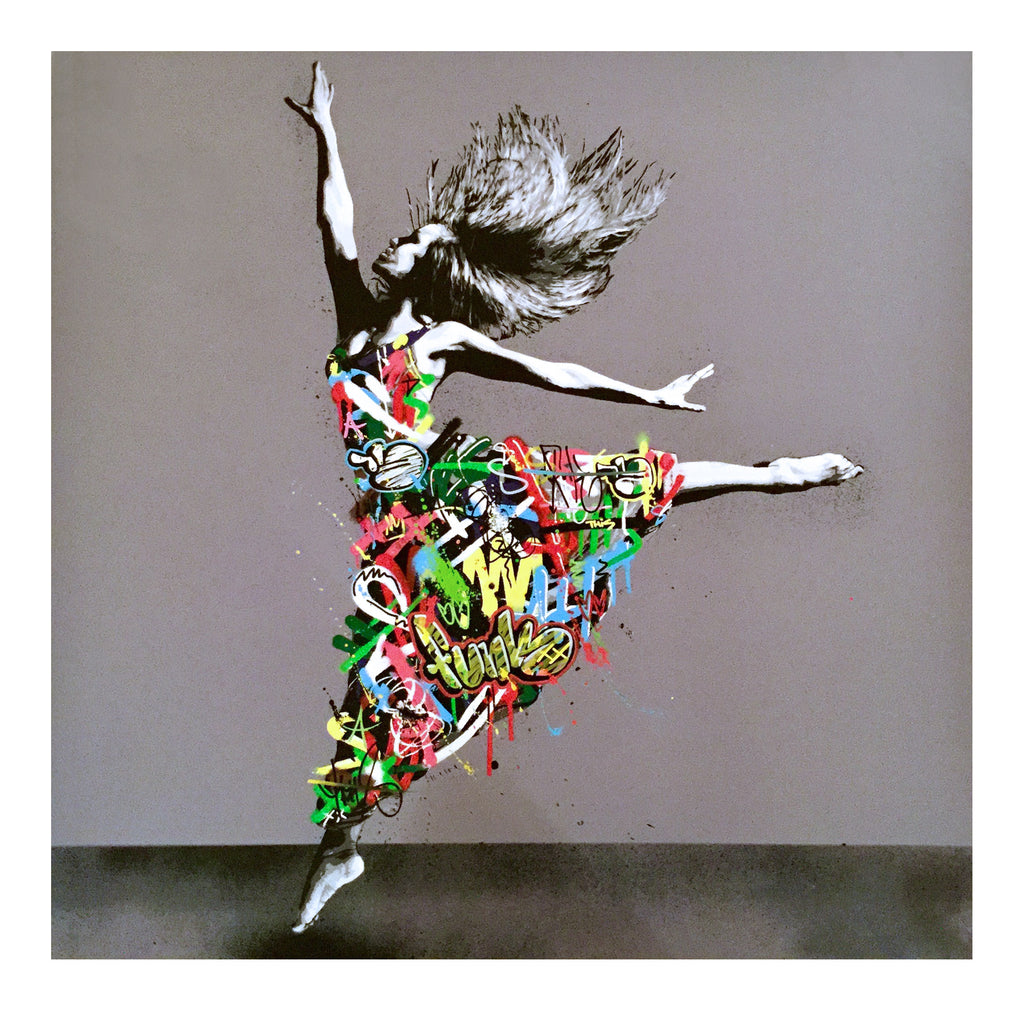 "Martin Whatson ""Dancer"" Hand Finished"