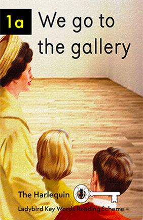 "Miriam Elia ""We Go To The Gallery"" 1st Edition"