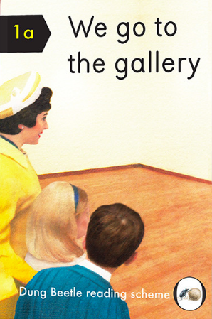 "Miriam Elia ""We Go To The Gallery"""
