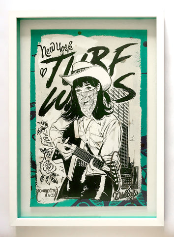 "Faile ""Turf Wars"" Green"