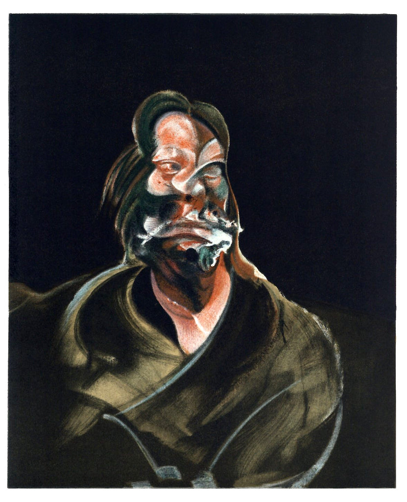 "Francis Bacon ""Portrait of Isabel Rawsthorne"""