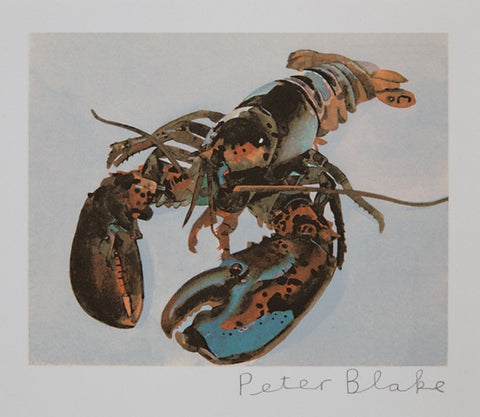 Peter Blake Lobster