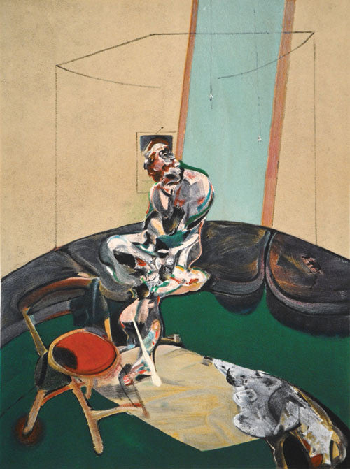 "Francis Bacon ""George Dyer"""