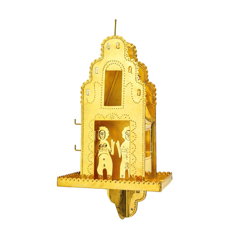 "Grayson Perry ""House of Love Shrine"" Brass / Gold"