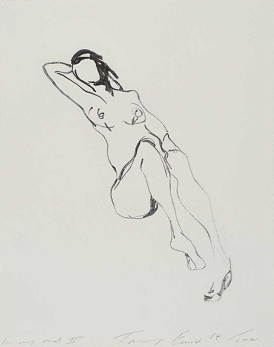 "Tracey Emin ""In My Mind II"""