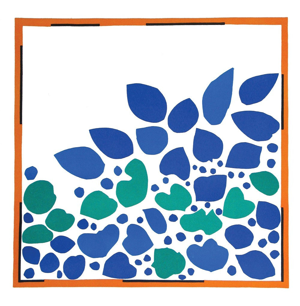 "Matisse ""Lierre"" Lithograph"
