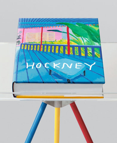 David Hockney Exhibition Tate Britain Large Book