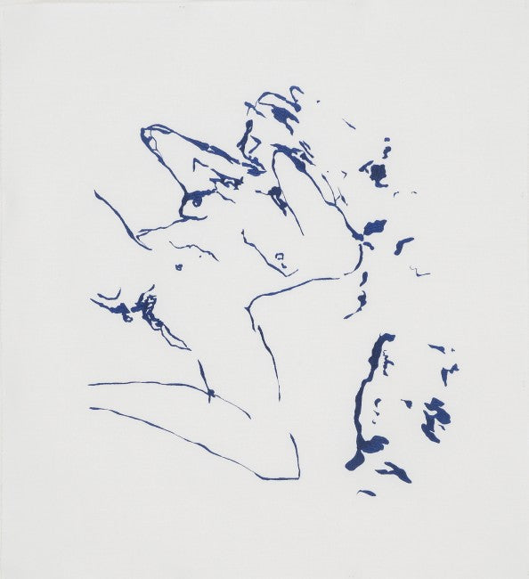 "Tracey Emin ""The Beginning of Me"""
