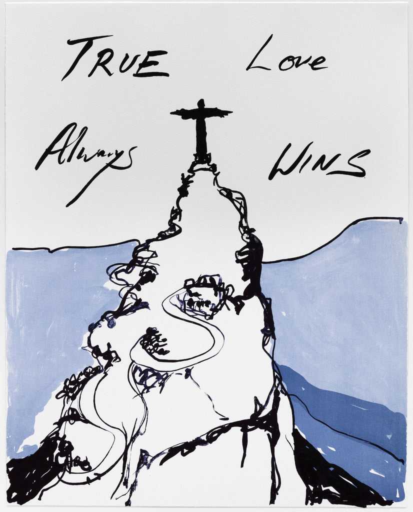 Tracey Emin True Love Always Wins