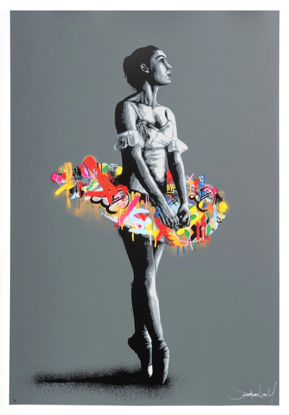 Martin Whatson En Pointe