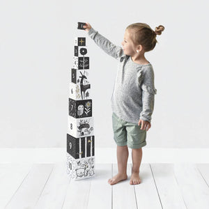 Toddler Toys Cover Wee Gallery Nesting Blocks
