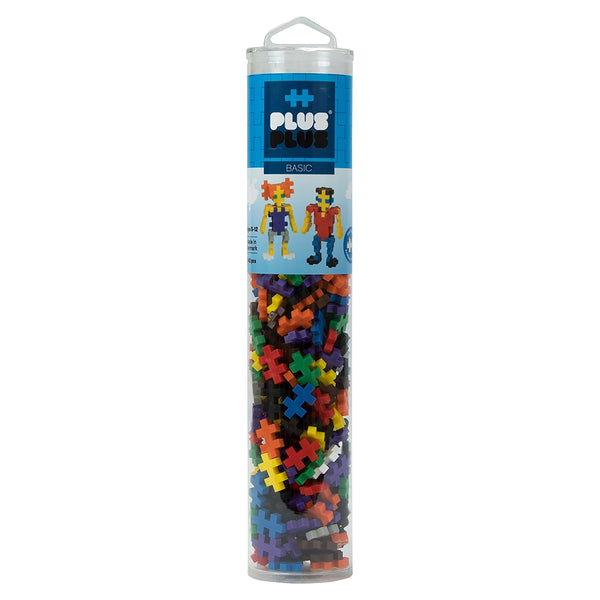 Plus-Plus USA - Tube - 240 pc Basic