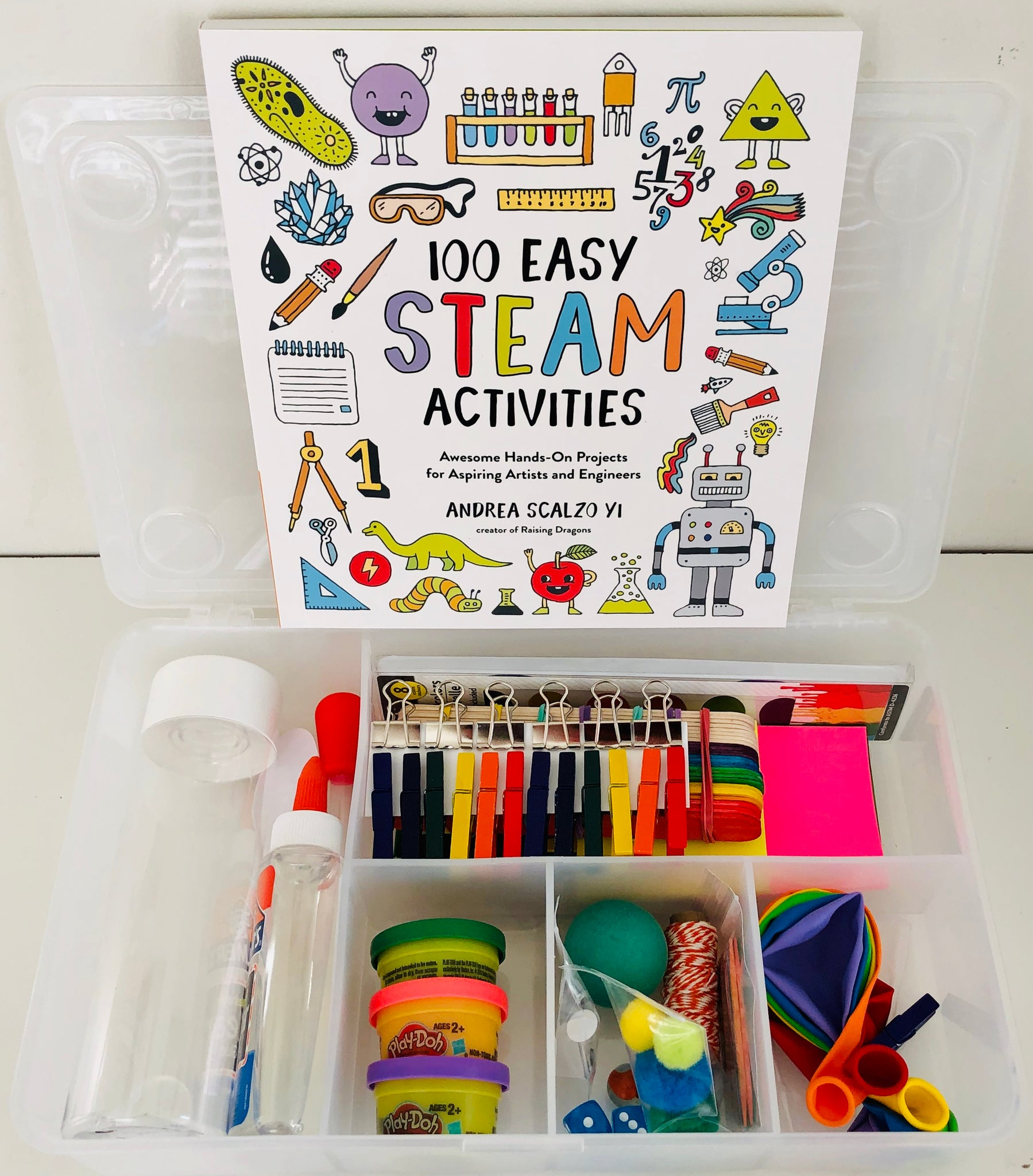 STEAM Book & Activity Kit