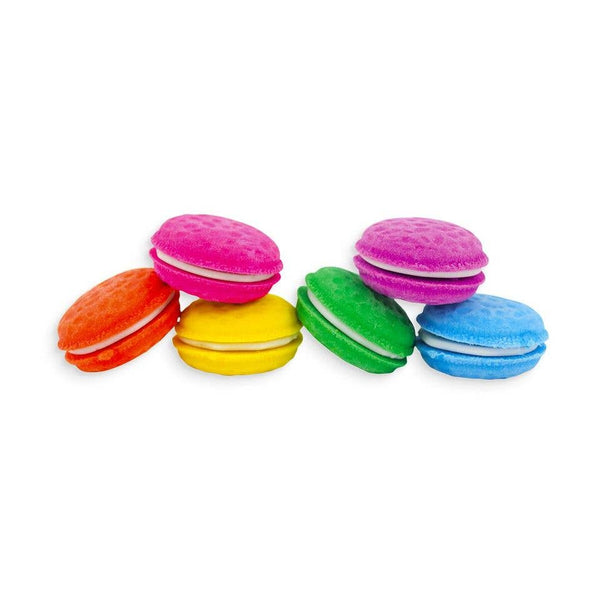 OOLY - Macaron Scented Erasers - Set of 6