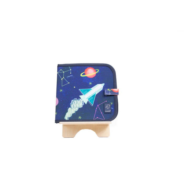 Jaq Jaq Bird - Color It & Go Erasable Book - Constellations