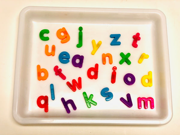 Early Learning Sensory Kit with Rainbow Rice
