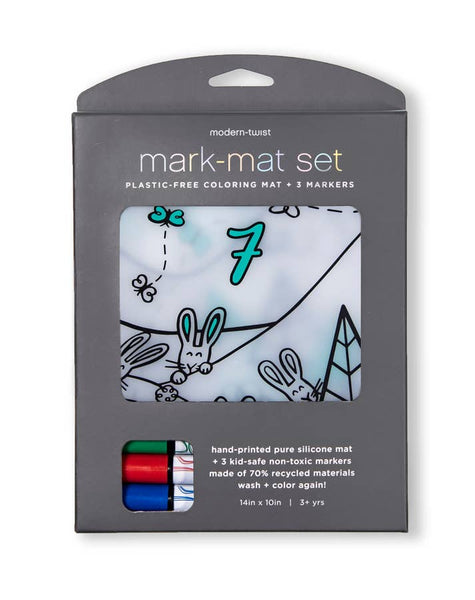modern-twist - Mark-Mat Set: Numbers