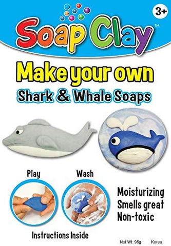 Soap Clay Kit- Sea Creatures