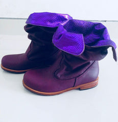 'Fairy Slippers' Ankle Boots