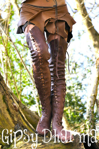 2 pairs of over knee boots for the price of one for Pre Order