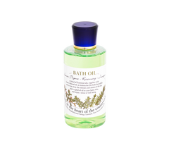 LEMON THYME, ROSEMARY & JUNIPER BATH OIL 250ml