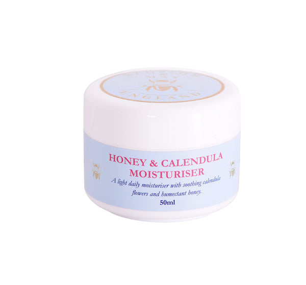 HONEY & CALENDULA MOISTURISER 50ml