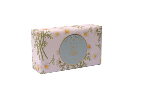 HONEY & CAMOMILE, HAND MADE ENGLISH SOAP 200g