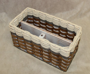 Mail Organizer--Cottage Grey