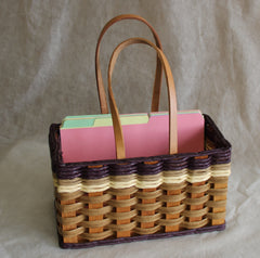 Coupon Organizer Basket