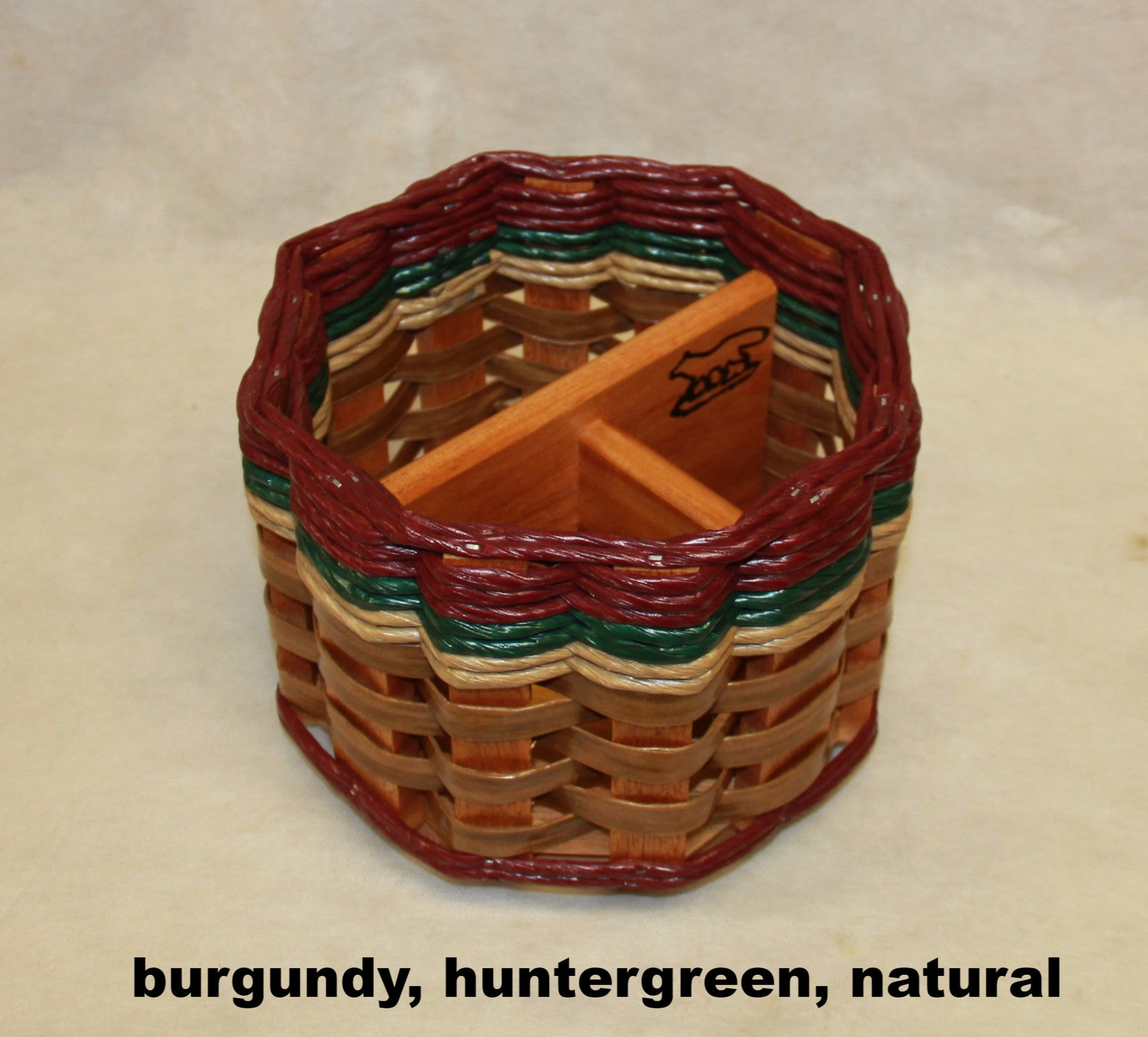 Remote Lazy Susan Basket