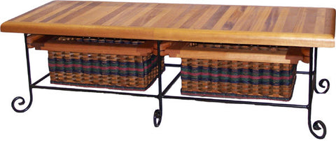 Table-19x52 Coffee Table/Bench