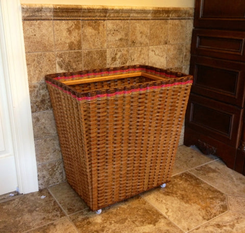 Large open clothes hamper