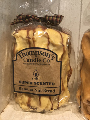 Candle--Banana Nut Bread