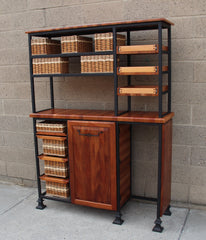 Hutch--72x64x16 wall unit