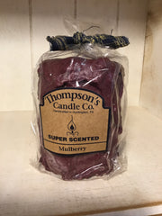 Candle-Mulberry