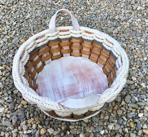 Fruit Basket-Cottage Grey