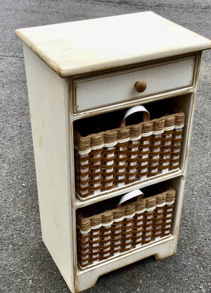Cubby Side table