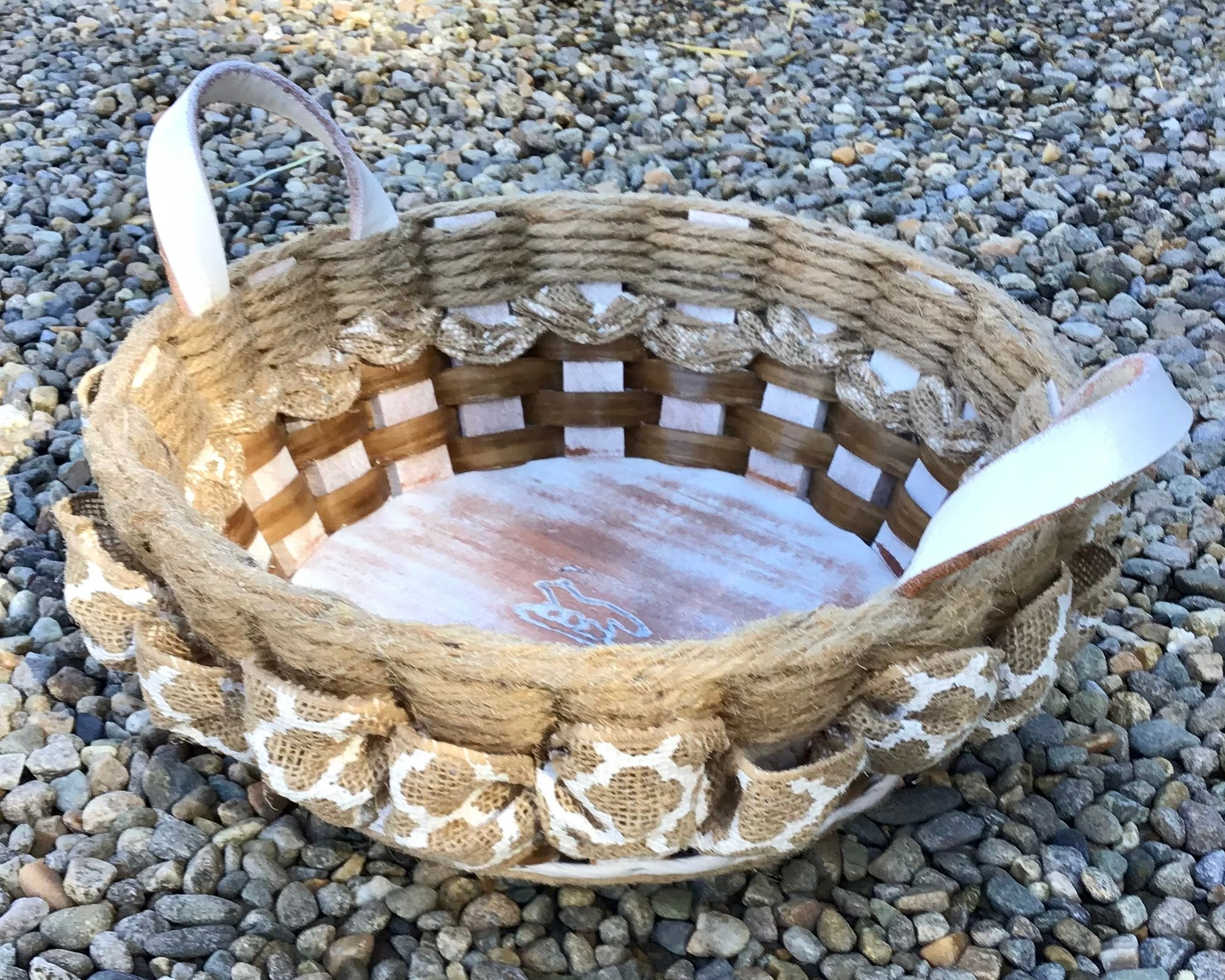 Fruit Basket-Shabby Chic Collection