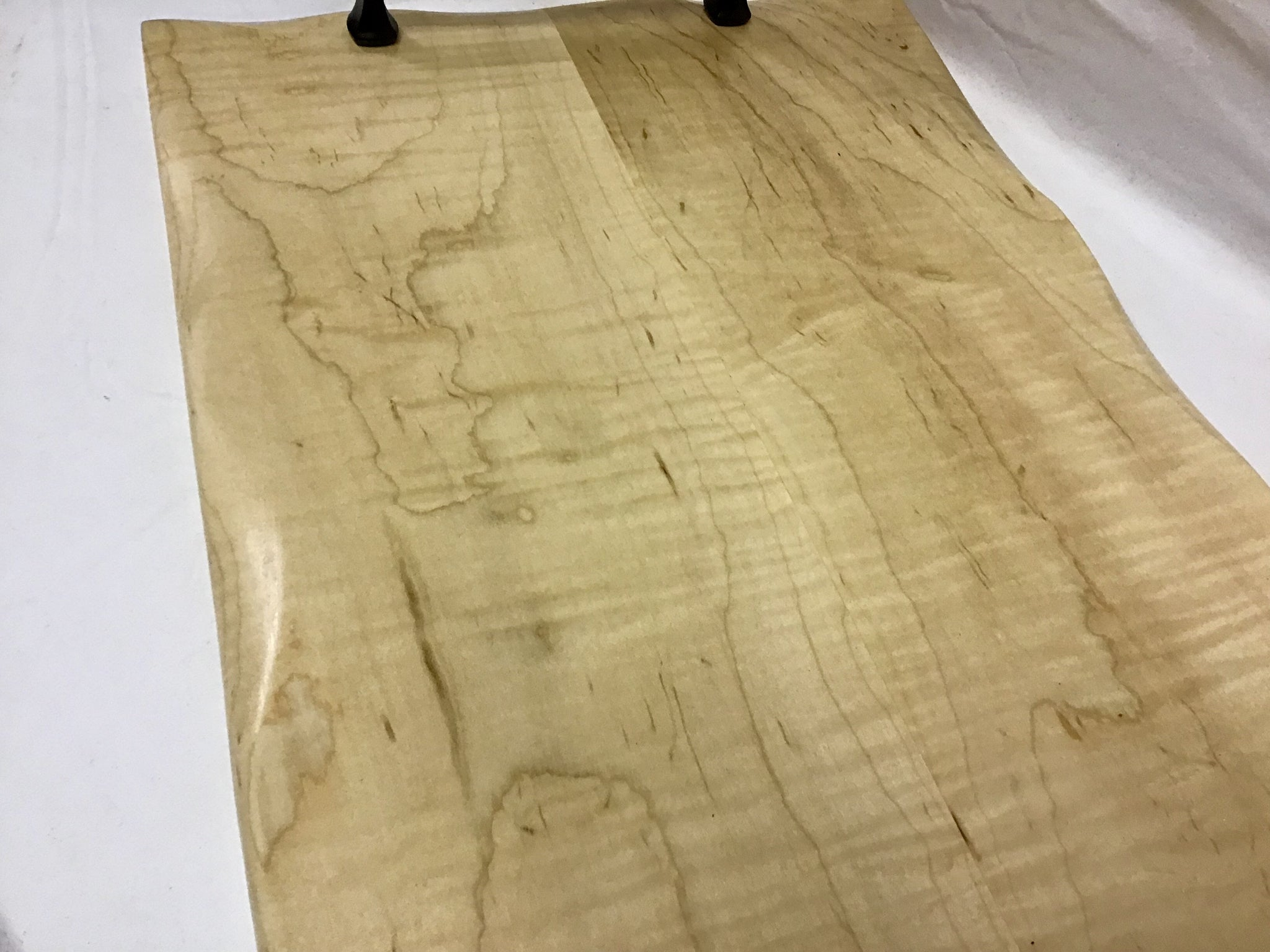 Charcuterie Board-Maple w/waned edge