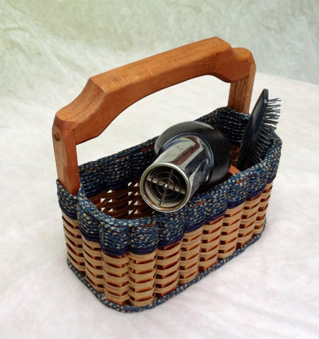Hair Dryer Wall Basket