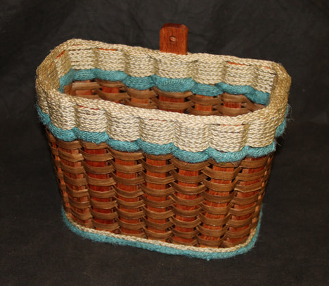 Shabby Chic Collection--Small Wall basket