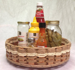 13 inch Lazy Susan Basket