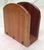 Napkin Holder--solid mahogany