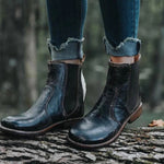 Women Fashion Chelsea Martin Boots
