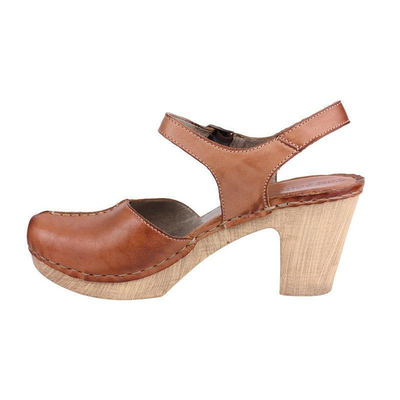 Women Faux Leather Summer High Heel Sandals