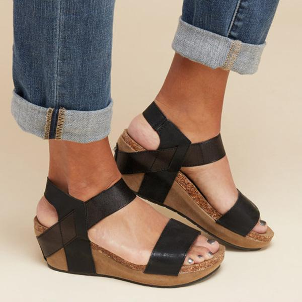 Summer Comfy Wedge Sandals for Women