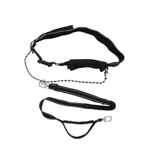 BeOneBreed Running Belt & Leash